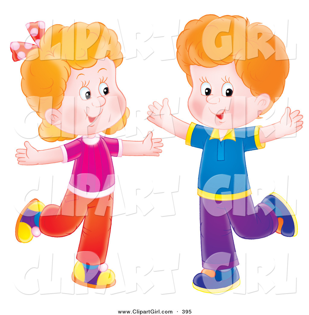 clip art pictures of boy and girl - photo #22