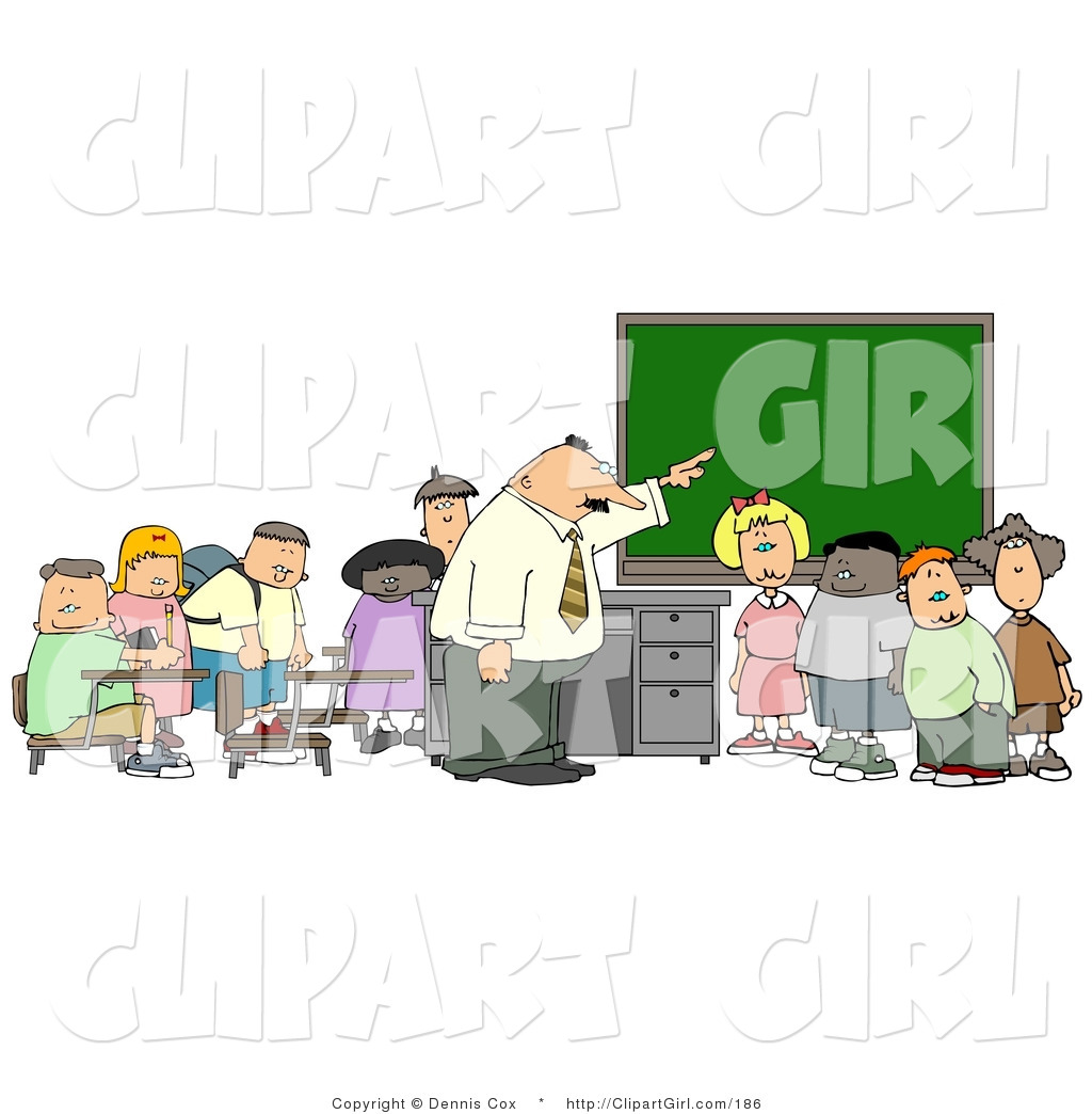 Elementary Classroom Clipart ~ Elementary student clip art pictures to pin on pinterest